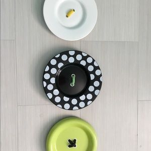 Wall decorative buttons